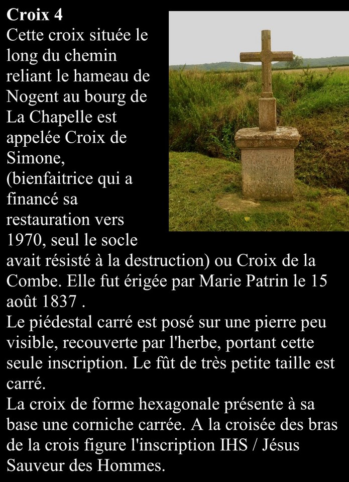 Les croix de la Chapelle sous Brancion Croix_11