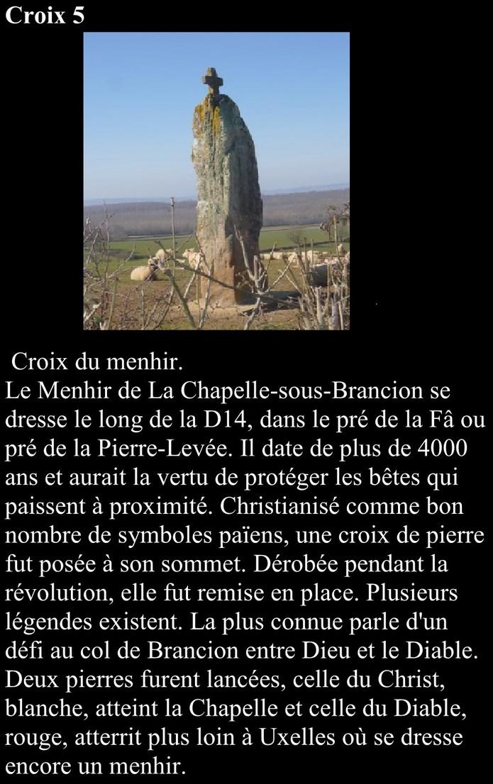 Les croix de la Chapelle sous Brancion Croix_12