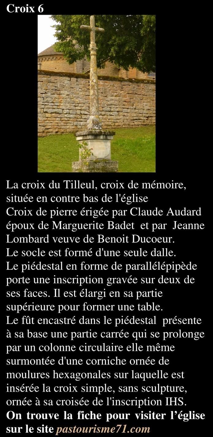 Les croix de la Chapelle sous Brancion Croix_13
