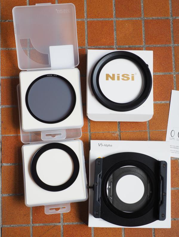 [RESERVE] kit porte filtre NISI  Nisi_710