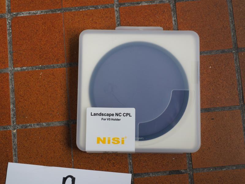 [RESERVE] kit porte filtre NISI  Nisi_810
