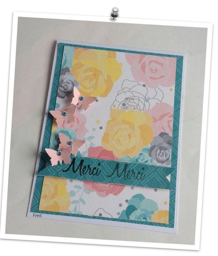 Le défi de Fisso : combo d'avril Mila12