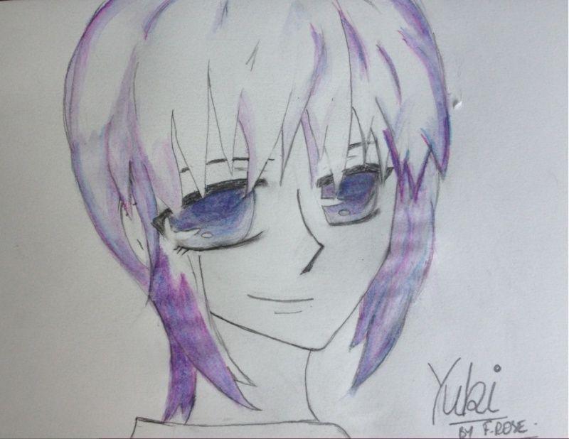 Mon tout premier Fan Art Yuki10