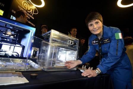 """[ISS] Expédition 43 """"Déroulement de la mission"""" Cefkft10"""