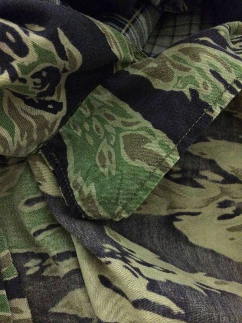 Late War Tiger Stripe Shirt? Collar10