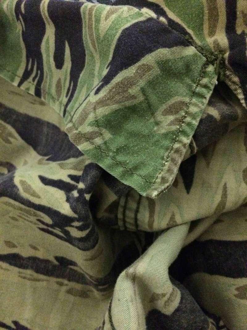 Late War Tiger Stripe Shirt? Collar11