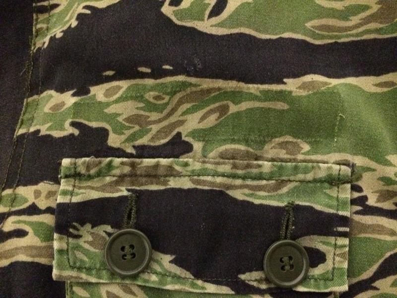 Late War Tiger Stripe Shirt? Nameta10