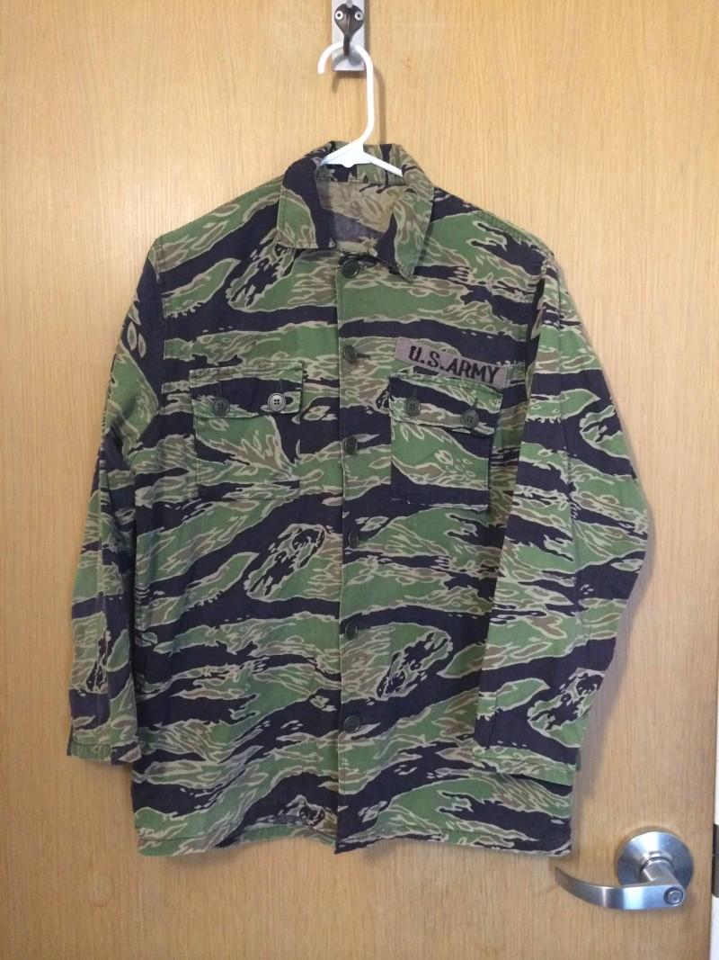 Late War Tiger Stripe Shirt? Tigers10