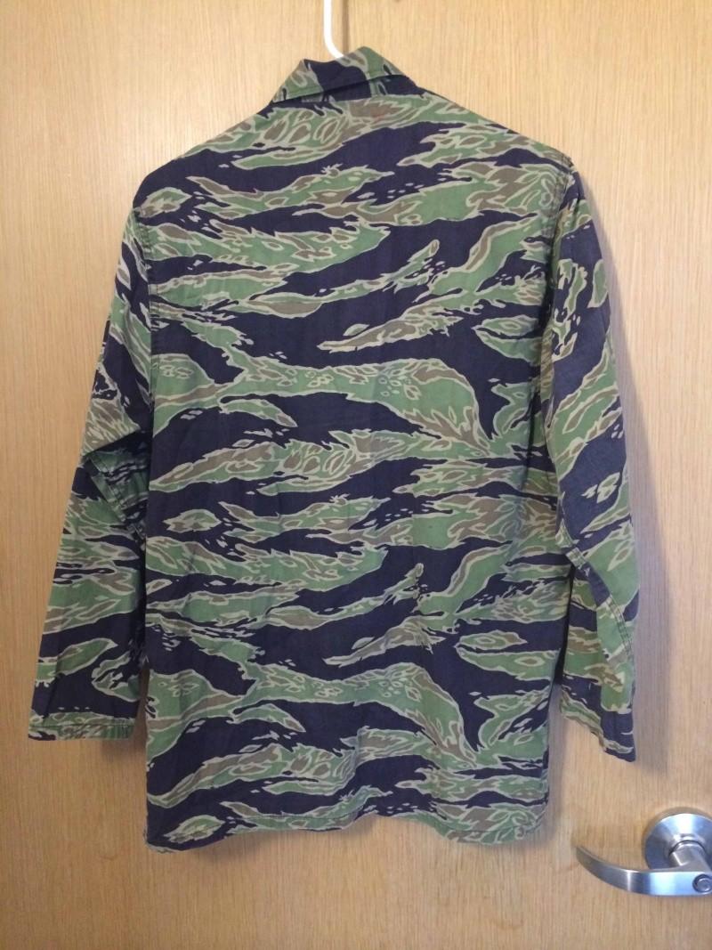 Late War Tiger Stripe Shirt? Tigers11