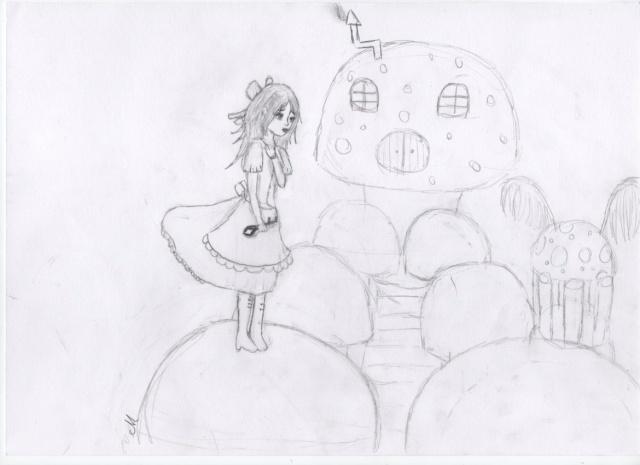 quelques dessins... Numyri23