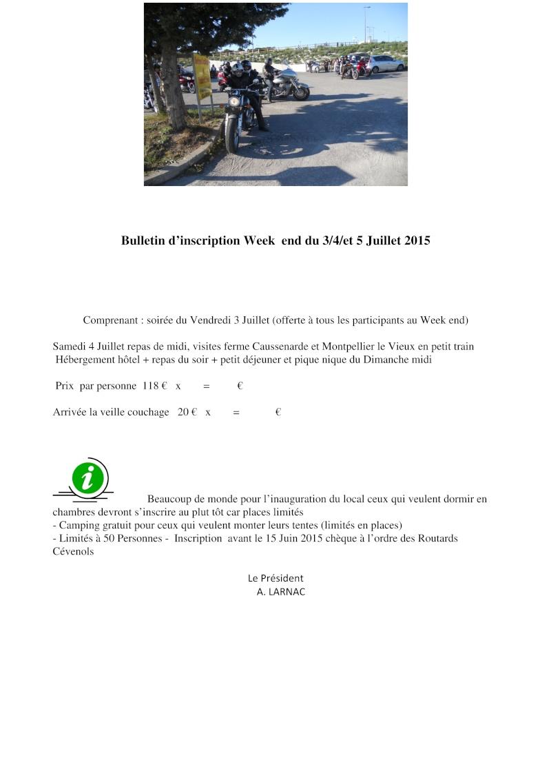 Sortie découverte des Cévennes-Causse Mejean-viaduc de millau les 3,4 et 5 juillet 211