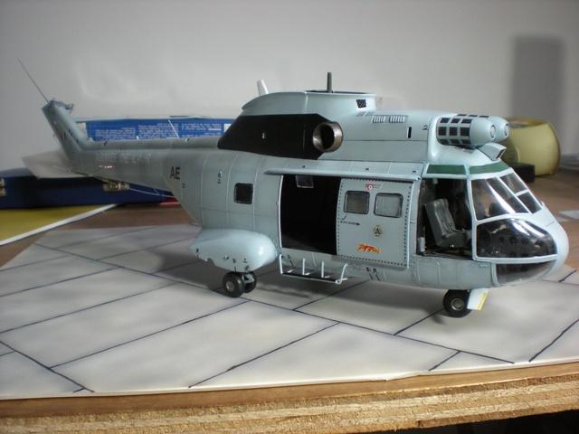 SA-330 Puma -1/32 -Revell - Page 2 Dscn7820