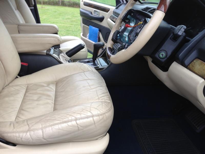 [VDS] Moquette Bleue Range Rover P38 GEN2 Img_1711