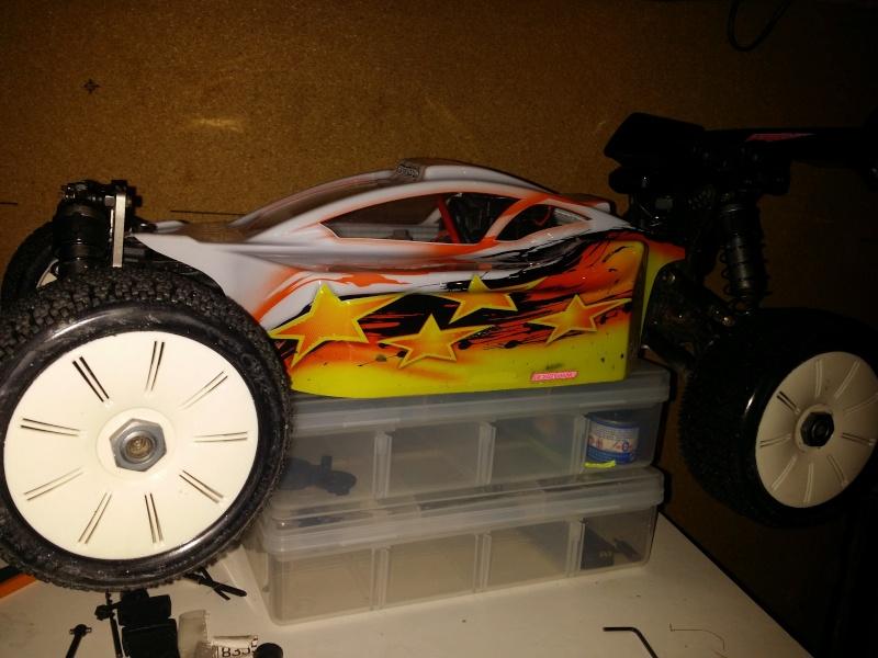 HobbyTech Buggy EPX2 1/8 tt 20150312