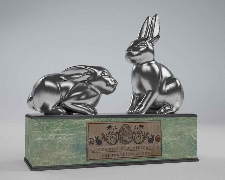 [CONCLUSA] Competizioni straordinarie theHunterItaly - SOFT HAPPY EASTER - Conigli Arg10