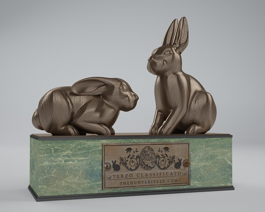 [CONCLUSA] Competizioni straordinarie theHunterItaly - SOFT HAPPY EASTER - Conigli Bro10