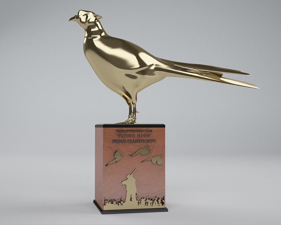 [CONCLUSA] Competizioni ufficiali theHunterItaly - Flying High - Fagiani Oro-nu10