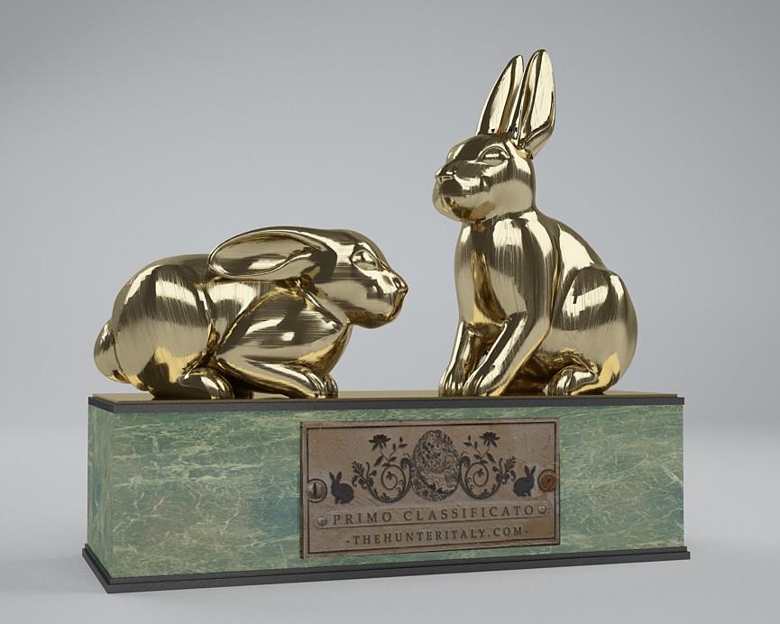 [CONCLUSA] Competizioni straordinarie theHunterItaly - SOFT HAPPY EASTER - Conigli Oro10