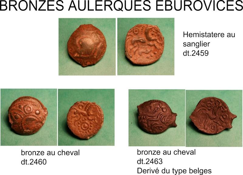 Mes ptites AULERQUES... diablintes...cenomans...eburovices Bronze11