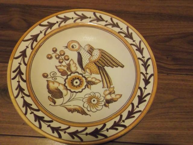 Bird plate 2012-020