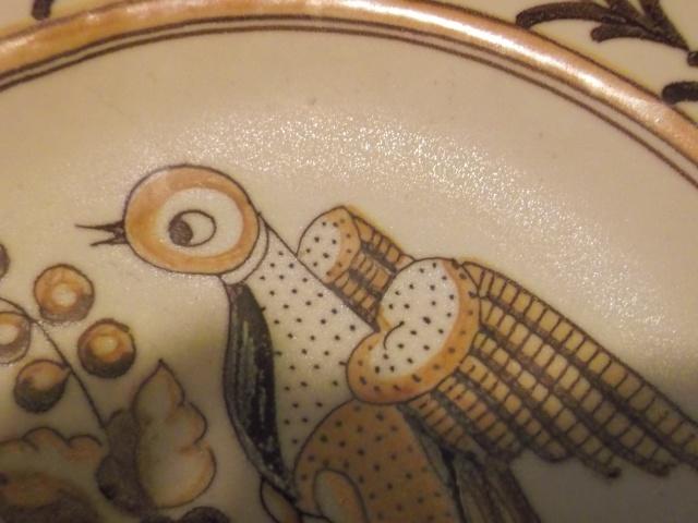 Bird plate 2012-021