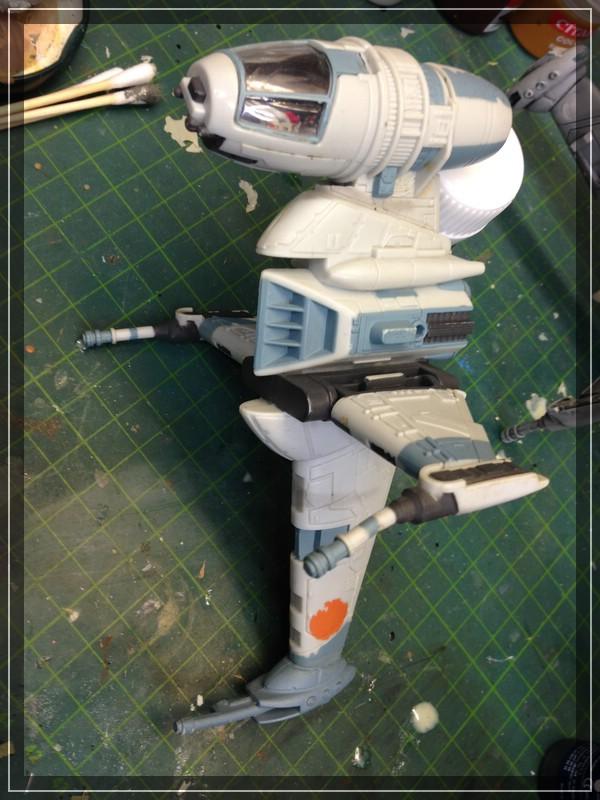 Star Wars B-Wing von Micro Machines (ca. 1/80) Comp_i10