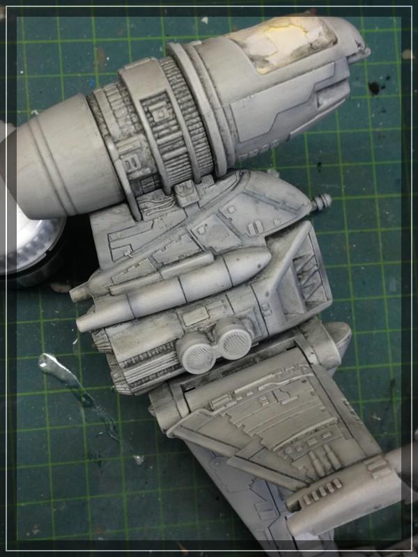 Star Wars B-Wing von Micro Machines (ca. 1/80) Comp_i12