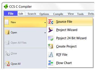 برمجة الميكروكونترولر PIC بلغة السى مع المترجم CCS C  برنامجك الأول : 211