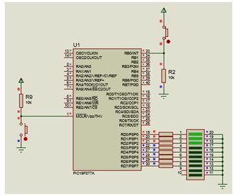 تطبيق على المقاطعة الخارجية : برنامج أضواء متحركة بنماذج متعددة : 314