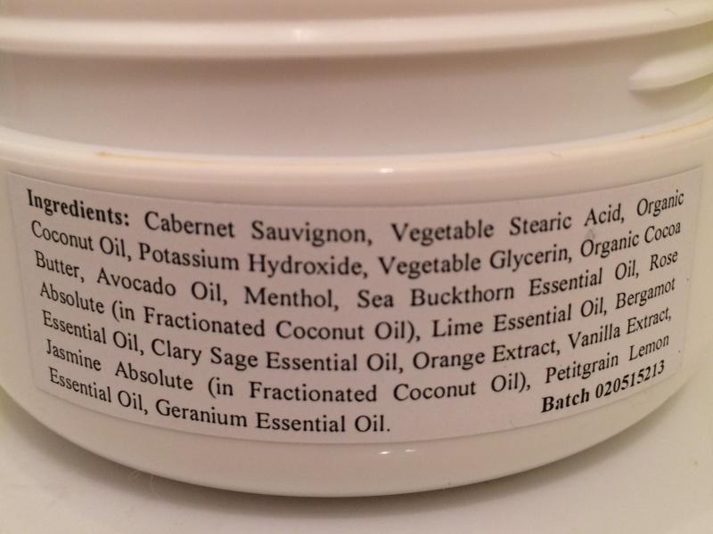 Savon de rasage LASSCo - CCXIII Shaving Soap Img_5724