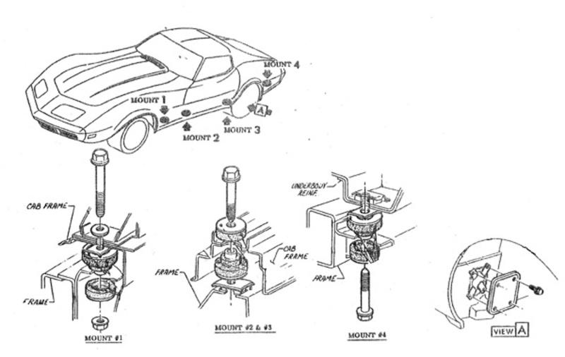 Corvette C3 76 en cours de restauration - Page 3 2774810