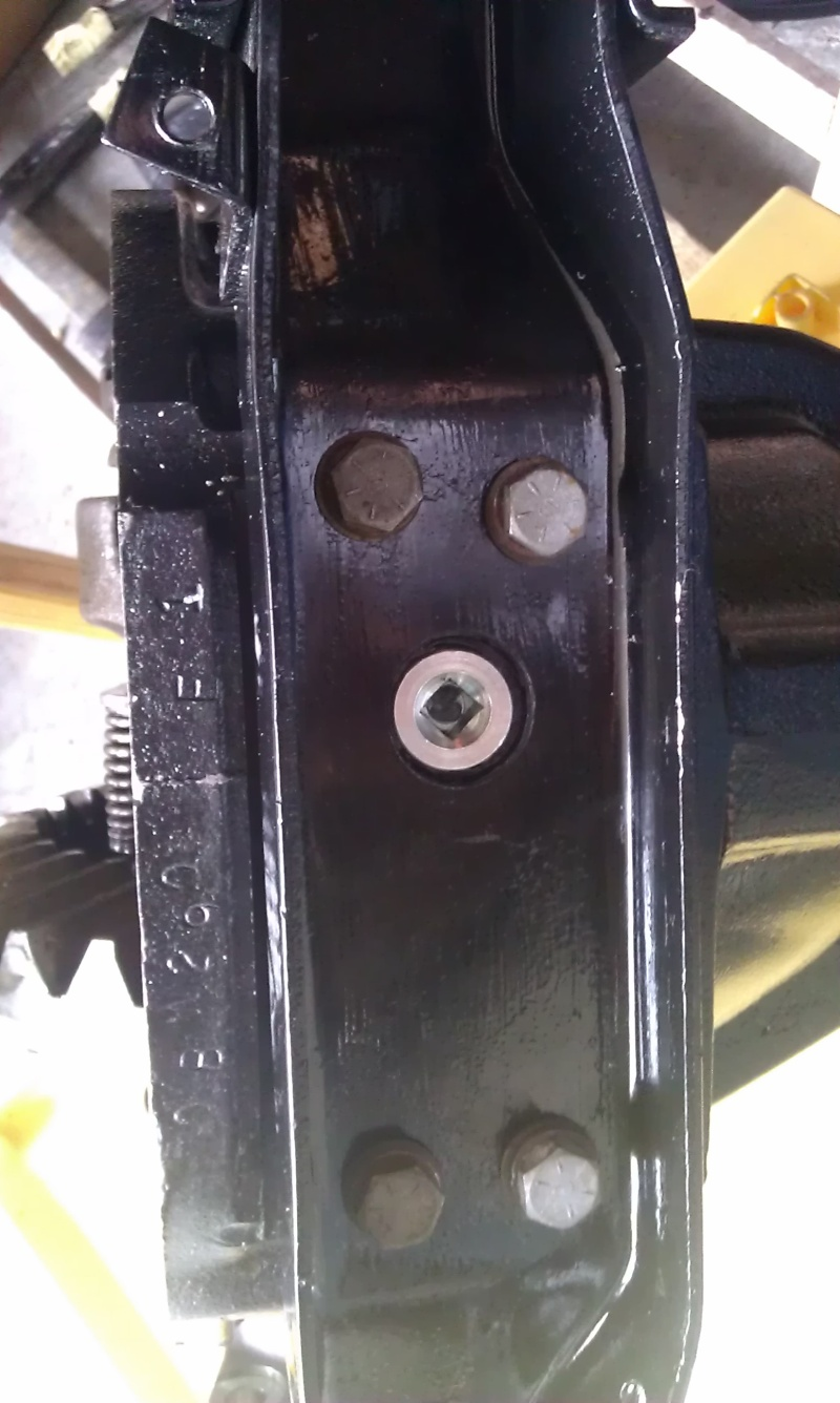 resto corvette c3 de 76 dans la Drome. - Page 2 Imag1015