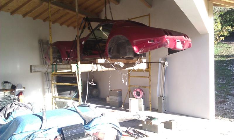 resto corvette c3 de 76 dans la Drome. - Page 2 Imag1218
