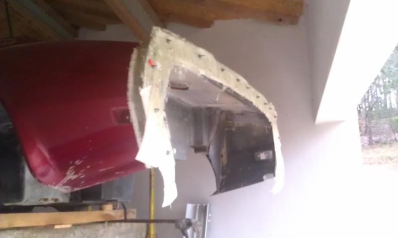 resto corvette c3 de 76 dans la Drome. - Page 2 Imag1310