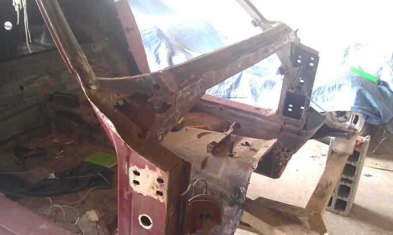 resto corvette c3 de 76 dans la Drome. - Page 3 Imag1411