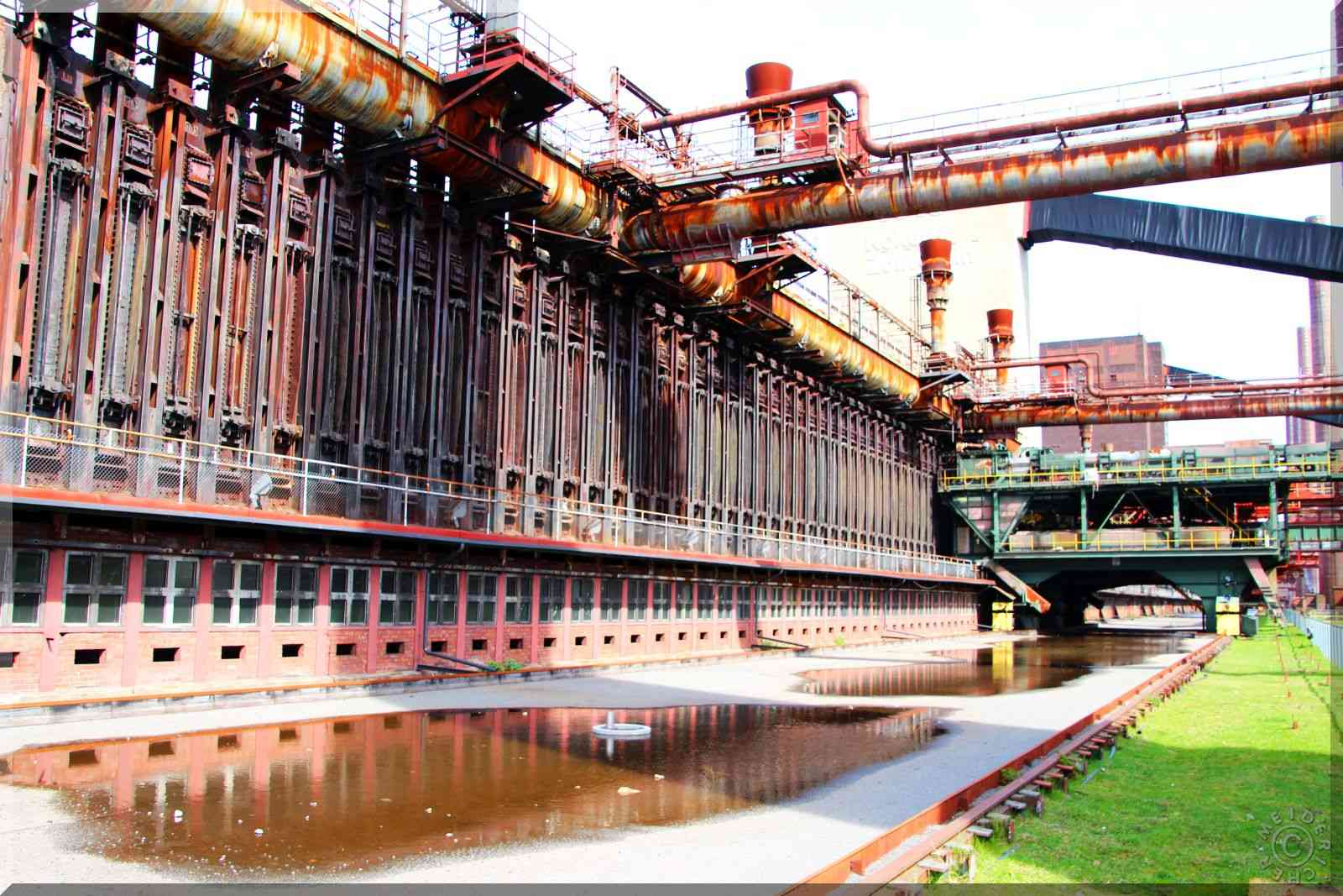 Zeche Zollverein Kokere13