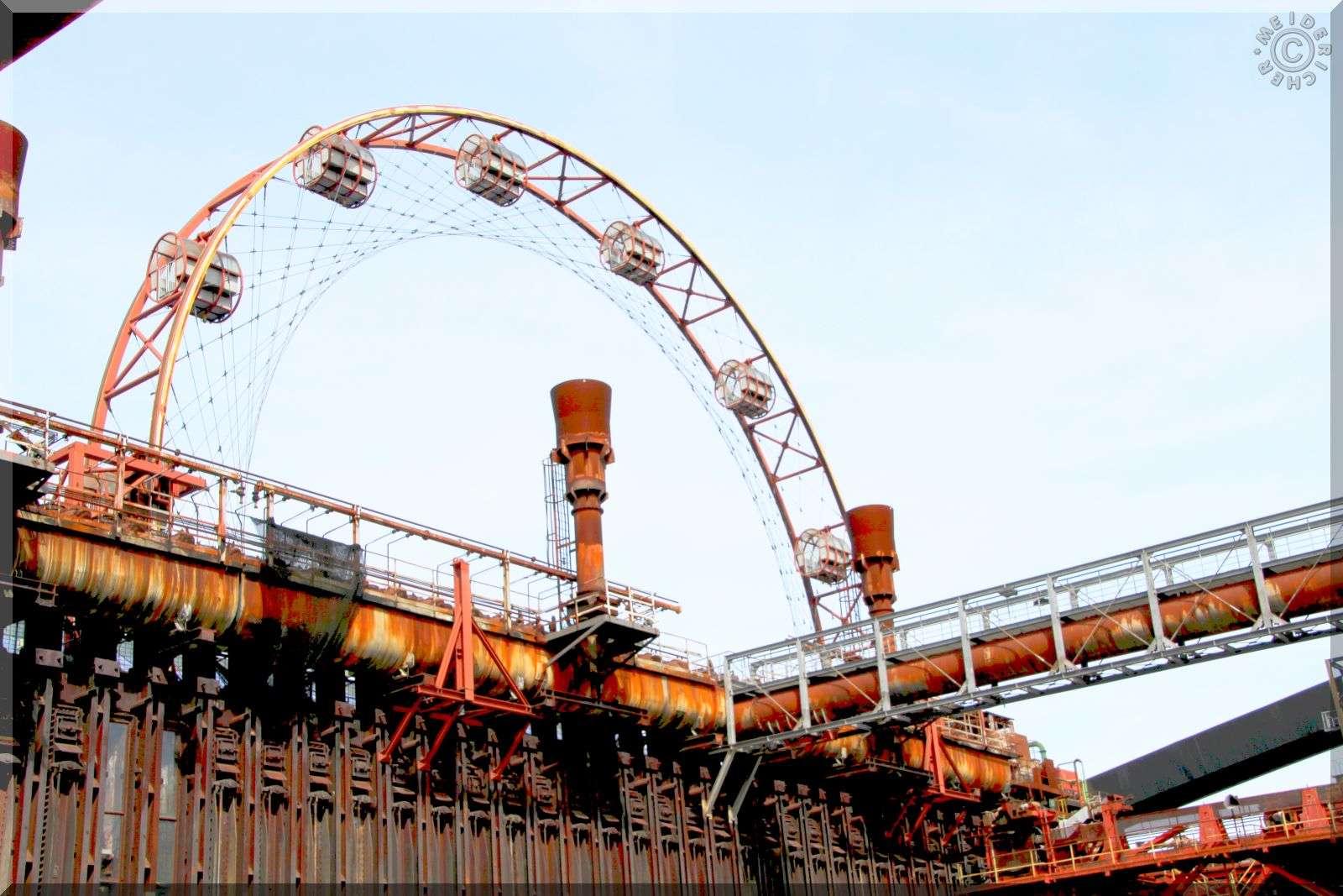 Zeche Zollverein Kokere17