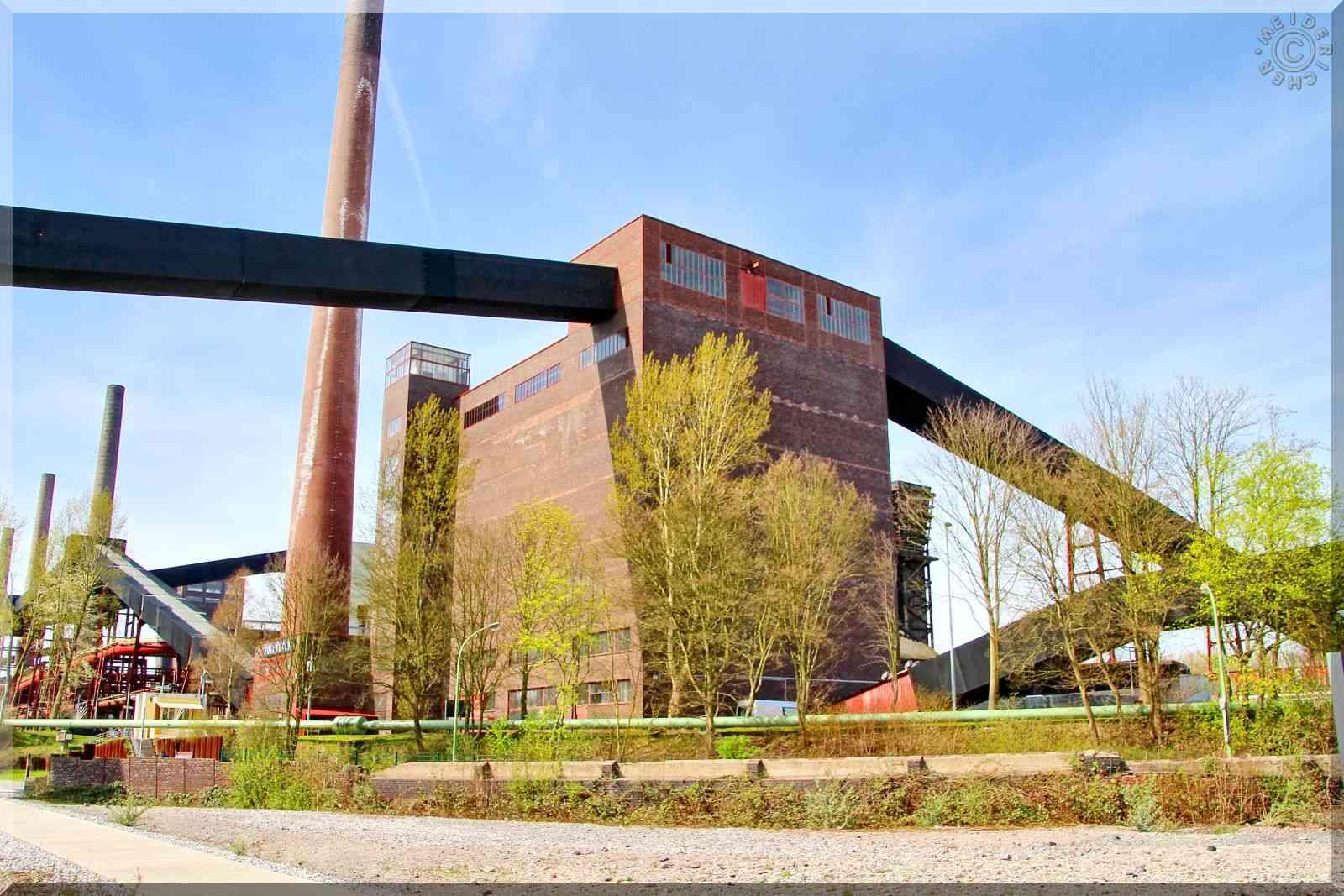 Zeche Zollverein Kokere19