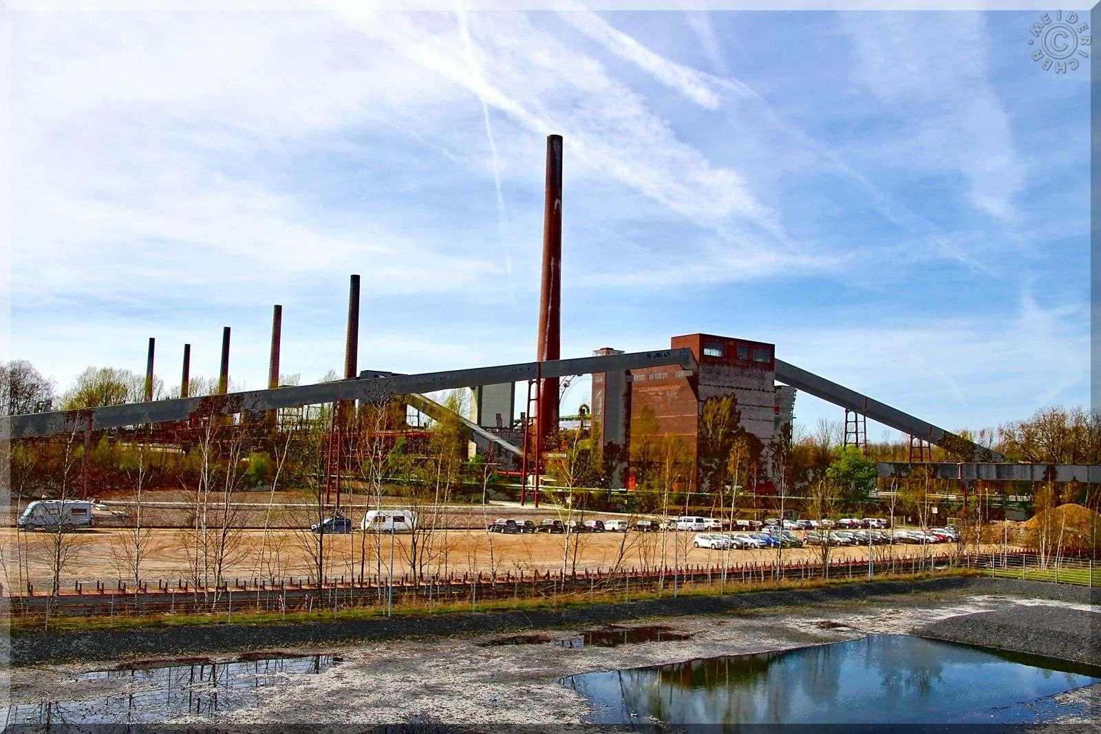 Zeche Zollverein Kokere20