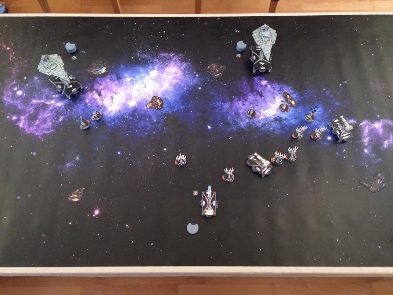 [Armada] Noch eine erste 300 Punkte-Schlacht Armada12