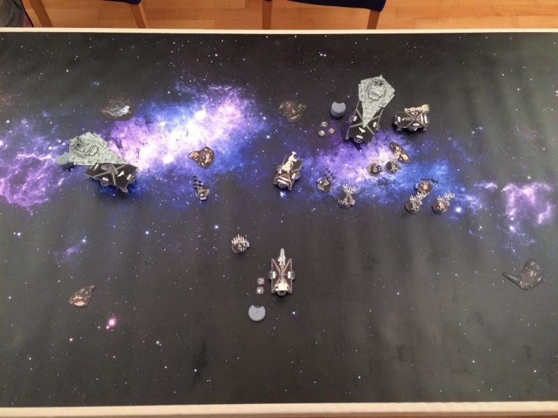 [Armada] Noch eine erste 300 Punkte-Schlacht Armada13