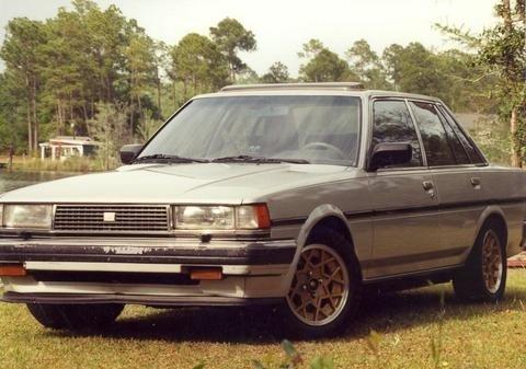 1986 5-Speed 6MGTE/Halltech 19349910