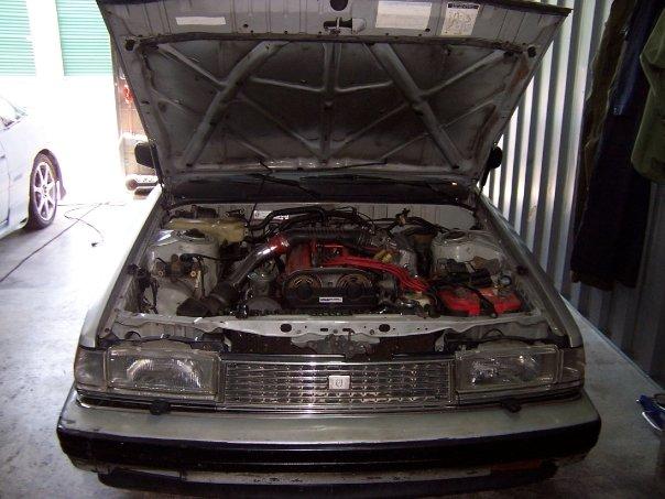 1986 5-Speed 6MGTE/Halltech 19349912