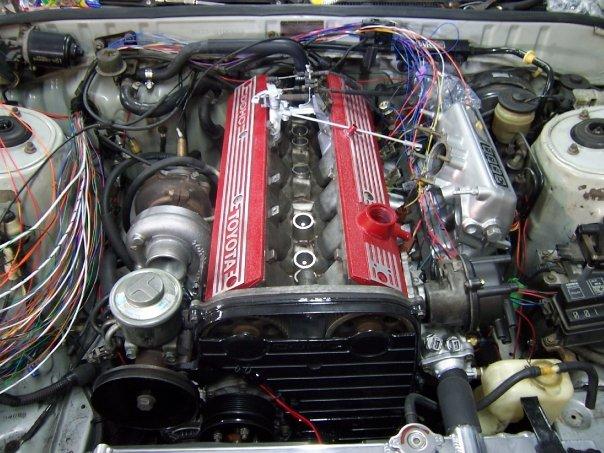 1986 5-Speed 6MGTE/Halltech 19349913