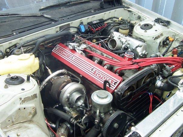 1986 5-Speed 6MGTE/Halltech 19349914