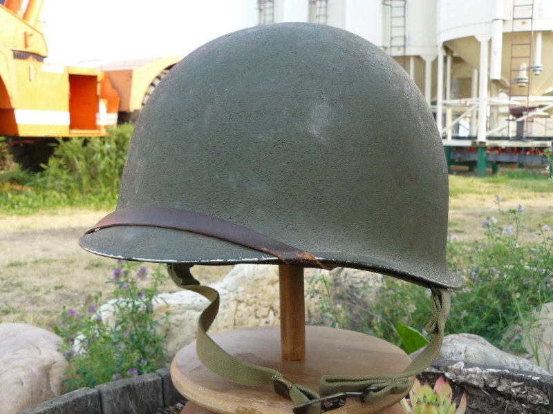 Lets see your favorite worn Canadian/Commonwealth helmets with nice aged patina - Page 3 Pictur13