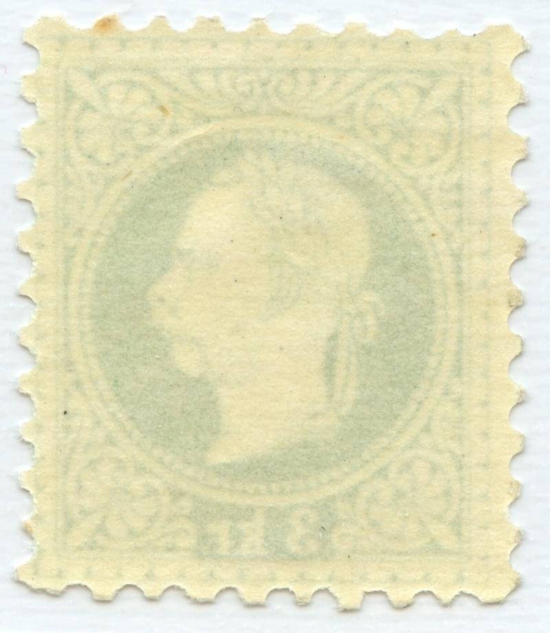 Freimarken-Ausgabe 1867 : Kopfbildnis Kaiser Franz Joseph I - Seite 9 Ank_3611