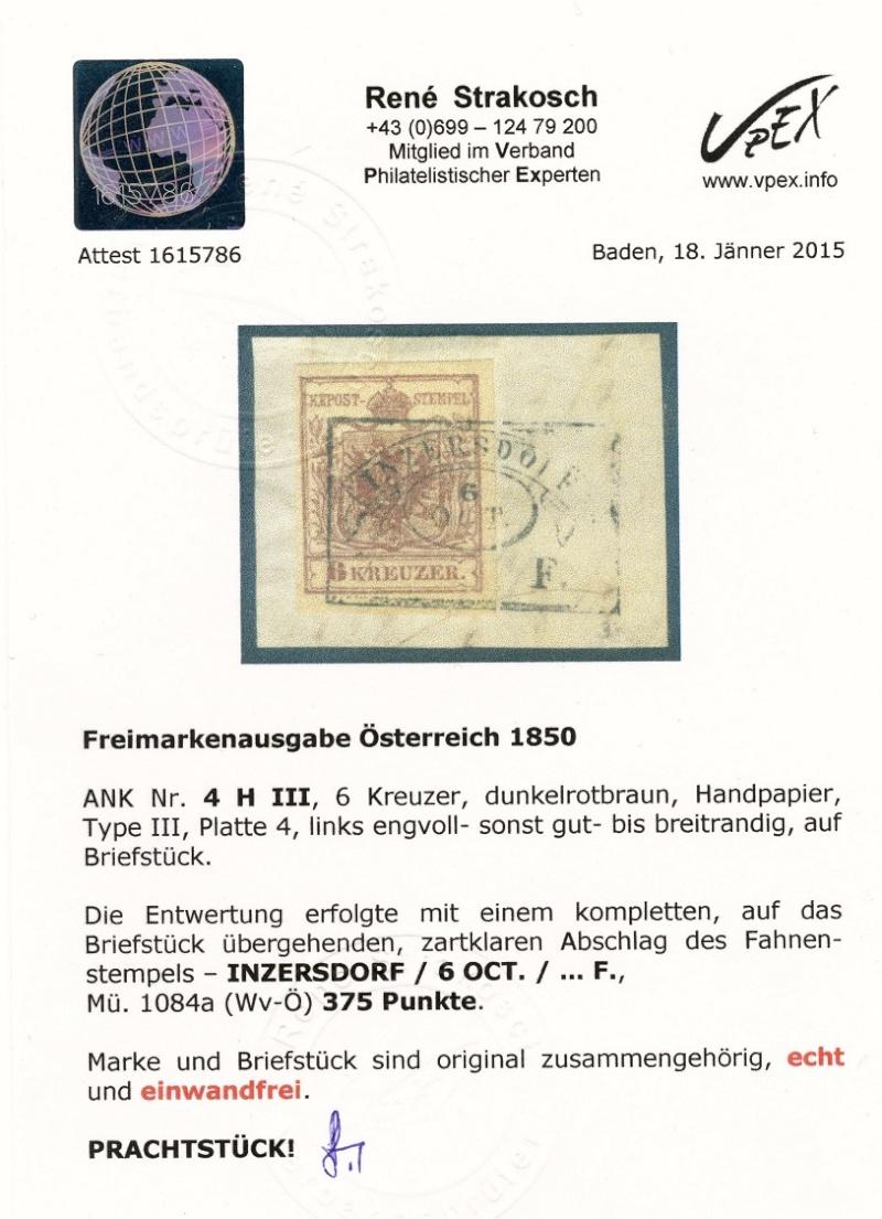 Die erste Österreichische Ausgabe 1850 - Seite 6 Ank_lv10
