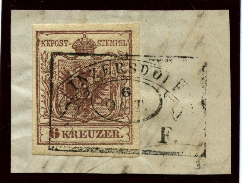 Die erste Österreichische Ausgabe 1850 - Seite 6 Ank_lv11