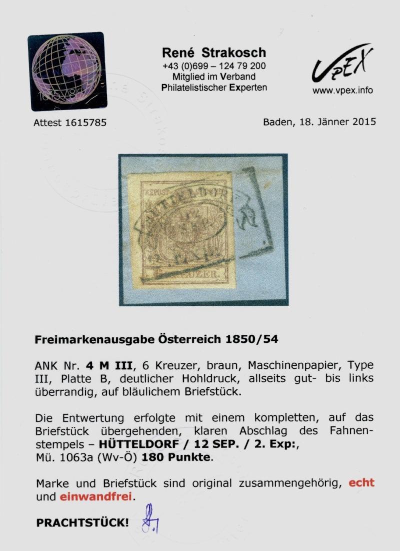 Die erste Österreichische Ausgabe 1850 - Seite 6 Ank_lv12